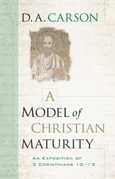 Model of Christian Maturity, A