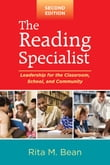 The Reading Specialist, Second Edition