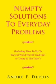 download Numpty Solutions to Everyday Problems book