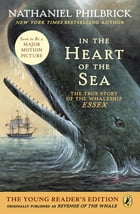 In the Heart of the Sea (Young Readers Edition) Cover Image