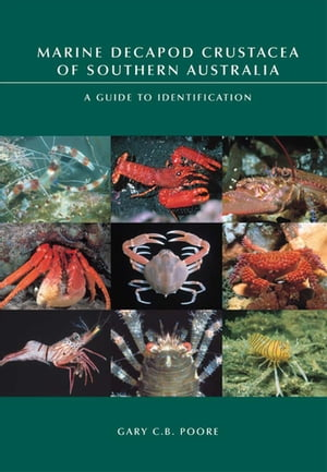 Marine Decapod Crustacea of Southern Australia A Guide to Identification