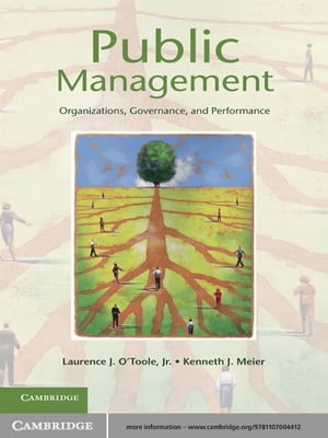 Public Management Organizations,  Governance,  and Performance