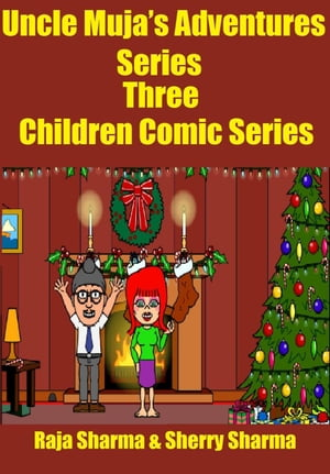 Uncle Muja's Adventures Series Three: Children Comic Series