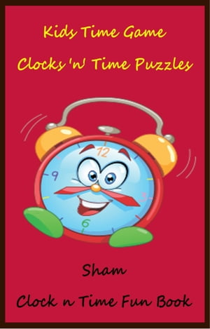 Kids Time Game: Clock 'n' Time Puzzles