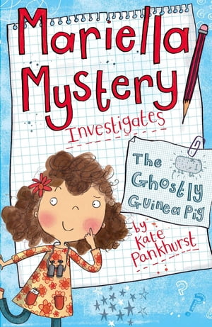 The Ghostly Guinea Pig Book 1