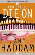 And One to Die On Cover Image