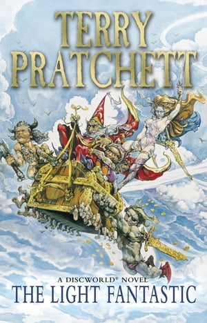 The Light Fantastic (Discworld Novel 2)