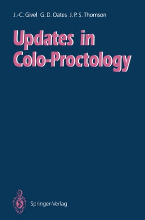 Updates in Colo-Proctology