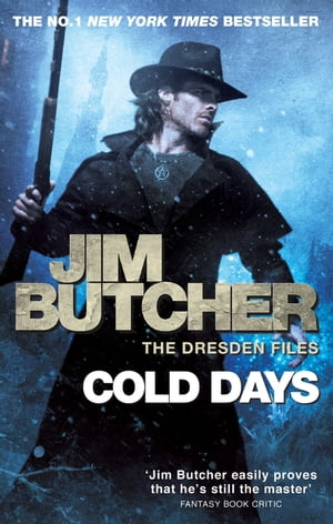 Cold Days The Dresden Files, Book Fourteen