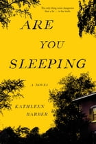 Are You Sleeping Cover Image