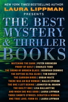 The Best Mystery & Thriller Books Cover Image