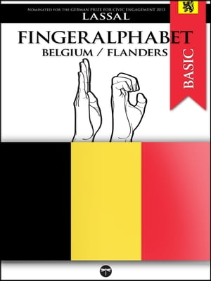 Fingeralphabet Belgium/Flanders A Manual for The Flemish Sign Language Alphabet