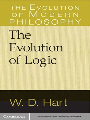 The Evolution of Logic