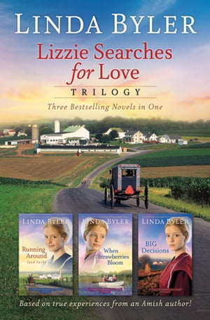 Lizzie Searches for Love Trilogy