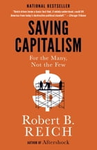 Saving Capitalism Cover Image