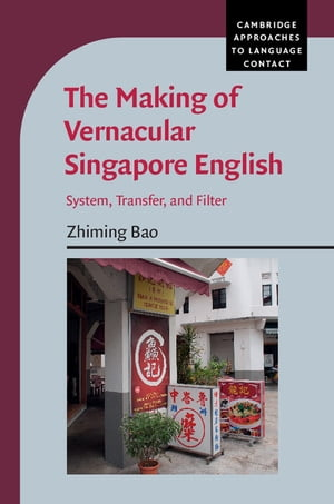 The Making of Vernacular Singapore English System,  Transfer,  and Filter