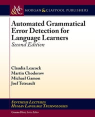 Automated Grammatical Error Detection for Language Learners: Second Edition