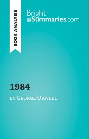 an analysis of fictional world of 1984 It's fictional surveillance state is alarmingly recognizable in our modern society we live in a world that george orwell predicted in 1984 and that in 1984, winston smith, after an intense round of behavior modification -- read: torture -- learns to love big brother, and the harsh world he was born into.