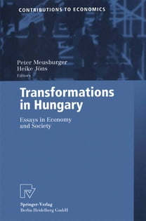 Transformations in Hungary