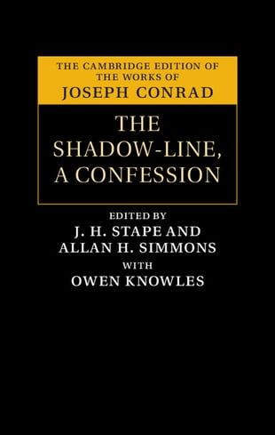 The Shadow-Line: A Confession