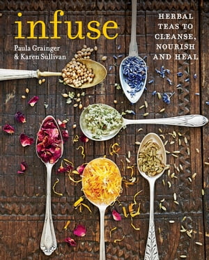 Infuse Herbal teas to cleanse,  nourish and heal