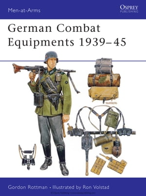 German Combat Equipments 1939-45