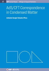 AdS/CFT Correspondence in Condensed Matter