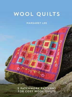 Wool Quilts 5 Patterns for Wool Applique Quilts