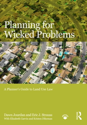 Planning for Wicked Problems