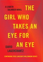 The Girl Who Takes an Eye for an Eye Cover Image