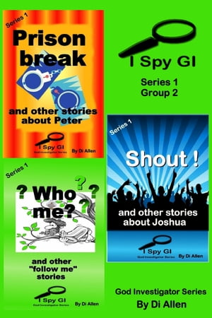 I Spy GI Series 1 Group 2