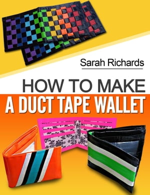 How To Make A Duct Tape Wallet Duct Tape Projects,  #1