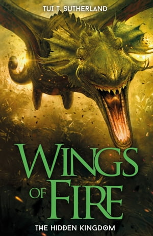 Wings of Fire 3: The Hidden Kingdom