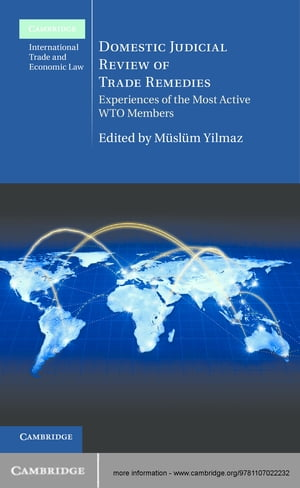 Domestic Judicial Review of Trade Remedies Experiences of the Most Active WTO Members