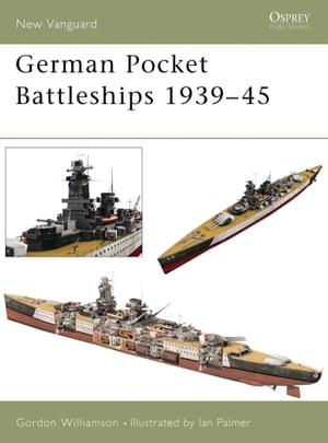 German Pocket Battleships 1939?45