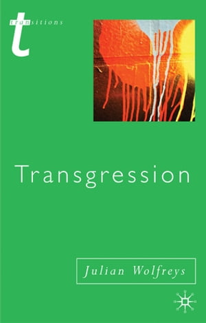 Transgression Identity,  Space,  Time