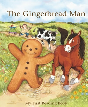 Gingerbread Man My First Reading Book