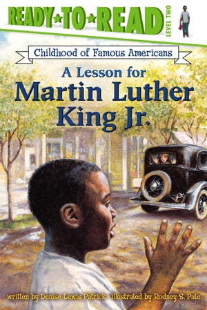 A Lesson for Martin Luther King Jr. with audio recording