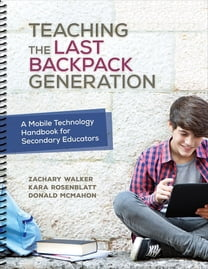 Teaching the Last Backpack Generation