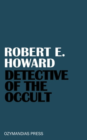 Detective of the Occult