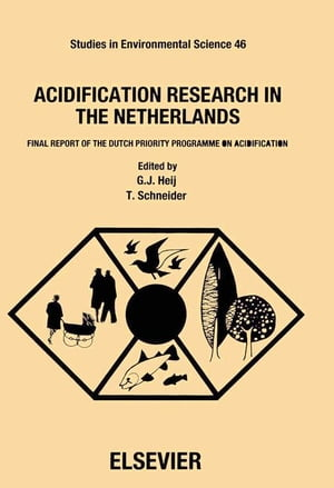 Acidification Research in the Netherlands: Final Report of the Dutch Priority Programme on Acidification