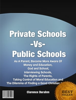 Private Schools Vs Public Schools