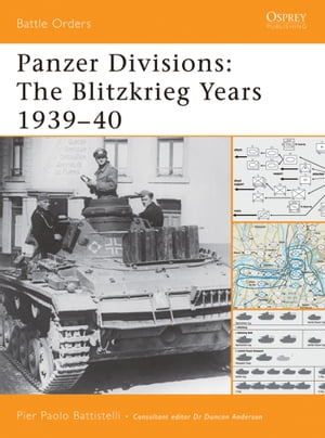 Panzer Divisions The Blitzkrieg Years 1939?40