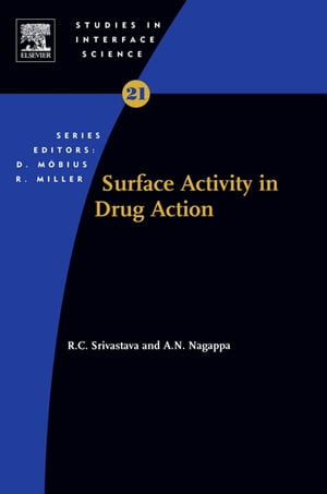 Surface Activity in Drug Action