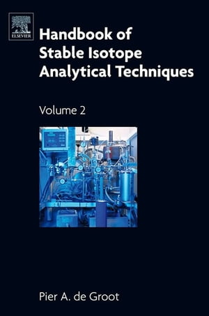 Handbook of Stable Isotope Analytical Techniques Vol II
