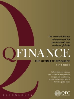 QFINANCE The Ultimate Resource
