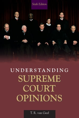 Understanding Supreme Court Opinions, CourseSmart eTextbook
