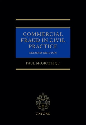 Commercial Fraud in Civil Practice