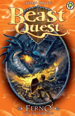 Beast Quest: Ferno the Fire Dragon Series 1 Book 1
