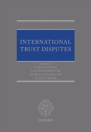 International Trust Disputes